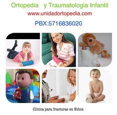 Ortopedia y Traumatología Infantil en Bogotá. Visitenos en La Unidad Especializada en Ortopedia y Traumatología S.A.S www unidadortopedia com es una clínica supraespecializada enfermedades del sistema osteoarticular y musculotendinoso. Ubicados en Bogotá D.C- Colombia. PBX: 571- 6923370, 571-6009349, Móvil +57 314-2448344, 300-2597226, 311-2048006, 317-5905407.