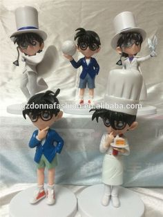 wholesale pvc detective conan conan furnishing articles, View Detective conan, donnatoyfirm Product Details from Guangzhou Donna Fashion Accessory Co., Ltd. on Alibaba.com