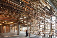 Réhabilitation du Nishi building par March Studio - Journal du Design