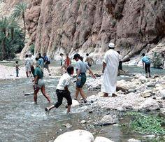 Gorges du Todra, Morocco