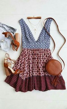 31 adorable summer outfit inspirations - summer fashion ideas 31 delightful summer outfit inspirations, # delightful -large_vera-wang-white-the-felisa-gown - Festival Outfit Plus Size, Spring Summer Fashion, Spring Outfits, Summer Art, Party Summer, Spring Style, Spring 2016, Summer Time, Winter Fashion