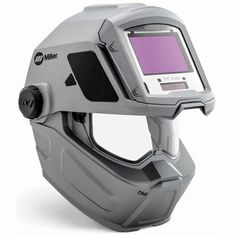 Get the lowest price possible on the Miller welding helmet when you shop Welders Supply online. This matte silver shell helmet includes 5 outside cover lenses and 2 inside cover lenses. Miller Welding Helmet, Welding Gear, Welding Jobs, Welding Equipment, Welding Table, Metal Welding, Welding Projects, Diy Welding, Art Projects