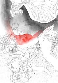 deanne cheuk Doodle Paint, Graphic Illustration, Illustrations, Art Nouveau, Moose Art, Doodles, Design Inspiration, Artwork, Painting