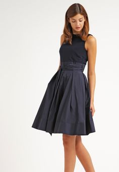 Lauren Ralph Lauren YUKO - Cocktailkleid   festliches Kleid - lighthouse  navy - Zalando.de 43ef44bbe0