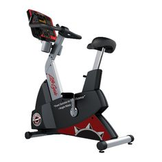 Upright Bikes/Air dynes   Life Fitness   Limited Edition Augie's Quest Lifecycle   Powered by soOlis