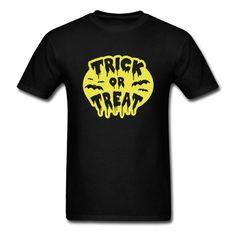 Trick Or Treat - Men's Halloween T-Shirt