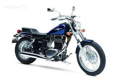 2007 Suzuki Boulevard S40  350lbs. I have one of these babies.