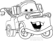 Disegni Di Cars Da Colorare Disegni Disegni Da Colorare