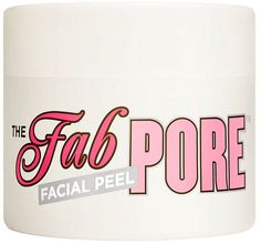 Pin for Later: 70 Fab Beauty Stocking Fillers For £10 and Under Soap & Glory The Fab Pore Facial Peel Soap & GloryTM The Fab Pore Facial Peel 15 Minute Facial Peel (£10)