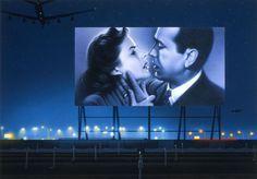 ANDREW VALKO - Pinturas da série Drive-in - Pesquisa Google