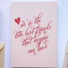 Funny Valentine's Card, Valentine