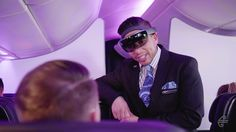 Learn about Air New Zealand Trialling Augmented Reality on Flights http://ift.tt/2qyPzbm on www.Service.fit - Specialised Service Consultants.