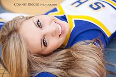 senior picture poses for cheerleaders | Riley - Class of 2013 - Tacoma Senior Photographer - Connie Riggio ...