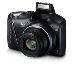 JUAL Canon PowerShot SX150 IS 14.1 MP Kamera Digital dengan 12x Wide-Angle Optical Image Stabilized Zoom dengan 3.0-Inch LCD (Hitam) MURAH | IndentStore.Com