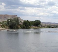 The Green River, Green River WY