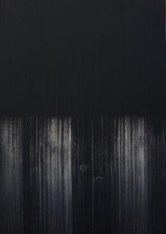 "Saatchi Online Artist: Akihito Takuma; Oil 2012 Painting ""Lines of Flight,op.372"""