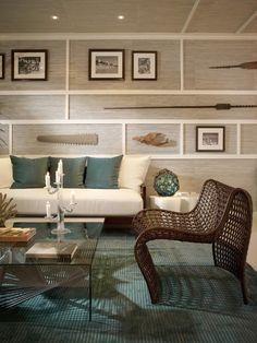 Living Room Nautical Design, Pictures, Remodel, Decor and Ideas - page 5