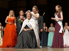 CROWNING GLORY: Bribie Island student Taila Gouge has been awarded Miss International at the Job's Daughters pageant in the US Jobs Daughters, Pageant Crowns, Bridesmaid Dresses, Wedding Dresses, Awards, University, Take That, United States, Student