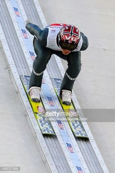 Anders Bardal of Norway takes place during the FIS Ski Jumping World Cup Vierschanzentournee on December 29 2013 in Oberstdorf Germany Ski Jumping, Guy Stuff, World Cup, Norway, Skiing, December, Germany, Guys, Board