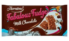 Thorntons Fabulous Fudge Milk Chocolate Bar in Home, Furniture & DIY, Food & Drink, Sweets & Chocolate | eBay