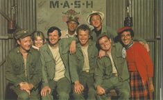 M*A*S*H ~ My favorite show in the '70s. The original cast is my favorite. The show got a little preachy toward the end but was still very entertaining.