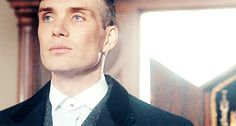 You've just disappointed Tommy Shelby...prepare to die. Peaky Blinders GIF