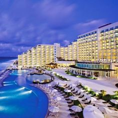 Can cun please take me there !