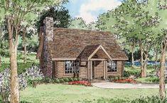 Woodland Front Elevation -- Natural Element Homes