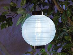 LED Solar Laterne mit Farbwechsler 8er Set
