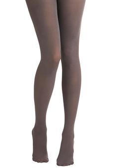 Like the color of these Tights for Every Occasion in Light Grey from ModCloth