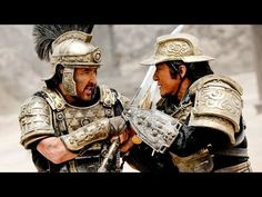 John Cusack and Jackie Chan battle Adrien Brody in the Dragon Blade trailer - Movie News | JoBlo.com