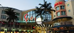 Sunset Place Mall, South Miami (Miami, Florida)