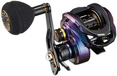Abu Garcia Salty Stage Concept Free Right Hand JDM (2 Handles/2 spools)