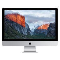 Apple iMac Retina Display Desktop (Intel Quad-Core RAM, Fusion Drive, Mac OS X), Silver (Certified Refurbished): Computers & Accessories Macbook Pro 13, Macbook Air, Apple Macbook Pro, Buy Macbook, Apple Laptop, Magic Mouse, Mac Mini, Mac Os, Shopping