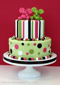 Cute Cake   http://1.bp.blogspot.com/_LSx4smFJJPk/S2Tohe59L8I/AAAAAAAABJk/nZgzuXUHLuQ/s400/Elephant%2BBaby%2BShower%2BCake.jpg