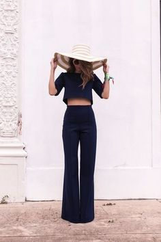 two piece glam set