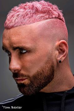 A buzz cut is a perfect choice, and many celebrities successfully prove it. So that you know how reckless to be with the clippers, we picked the best modern shaved heads haircuts to match any needs, from a blonde military fade with a beard to classic buzzcut that'll disguise your balding head or receding hairline. #menshaircuts #menshairstyles #buzzcut #buzzhaircut #buzzedhair Popular Short Haircuts, Haircuts For Men, Military Fade, Buzz Haircut, Buzzed Hair, High And Tight, Crew Cuts, Hairline, Short Hair Cuts