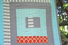 Sew Modern Class Sample detail by alissahcarlton, via Flickr