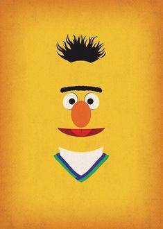Bert Sesame Street Iphone X Wallpaper Pin On Muppet Love