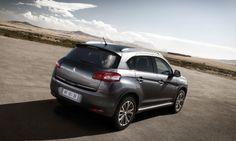 Peugeot, Peugeot 4008 Road