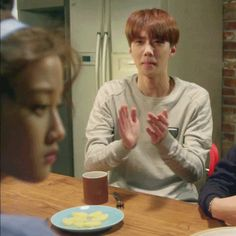 sehun on exo next door