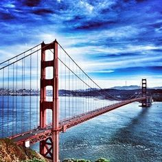 Golden Gate Bridge from Marin County.  #goldengatebridge #bridges #sanfrancisco #bayarea #norcal #sanfranciscobay #GGB #water #pacificcoast  @photography