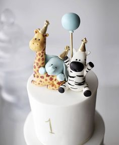 Best Indoor Garden Ideas for 2020 - Modern Baby Boy 1st Birthday Party, Baby Birthday Cakes, Baby Boy Cakes, Cakes For Boys, Baby Shower Cakes, Pretty Cakes, Cute Cakes, Occasion Cakes, Creative Cakes