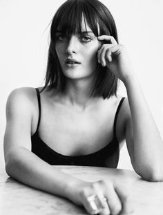 vogue-at-heart:  Sam Rollinson inEasy Evening for Harpers...