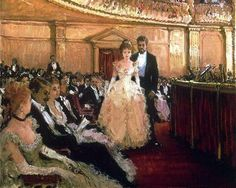 ♔  Alan Maley painting