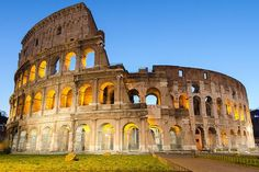 @vacationarea The magnificent #Colosseum, #Rome, #Italy!