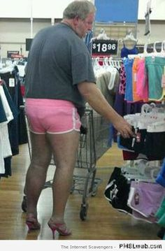NEW 2013 People of Walmart Funny looking people, Strange People Shopping in WalMart Part 2 of 2 some of this is hilarious and others are disgusting. Description from pinterest.com. I searched for this on bing.com/images