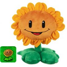 Plants vs Zombies Plush Toys,Sunflower Plush Toys -12In 2013