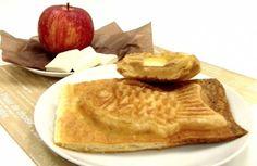 上野のマミーズアンスリールからアップルパイたい焼きが登場