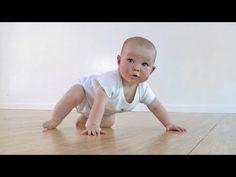 Feldenkrais Class 2 by Baby Liv: Crawling